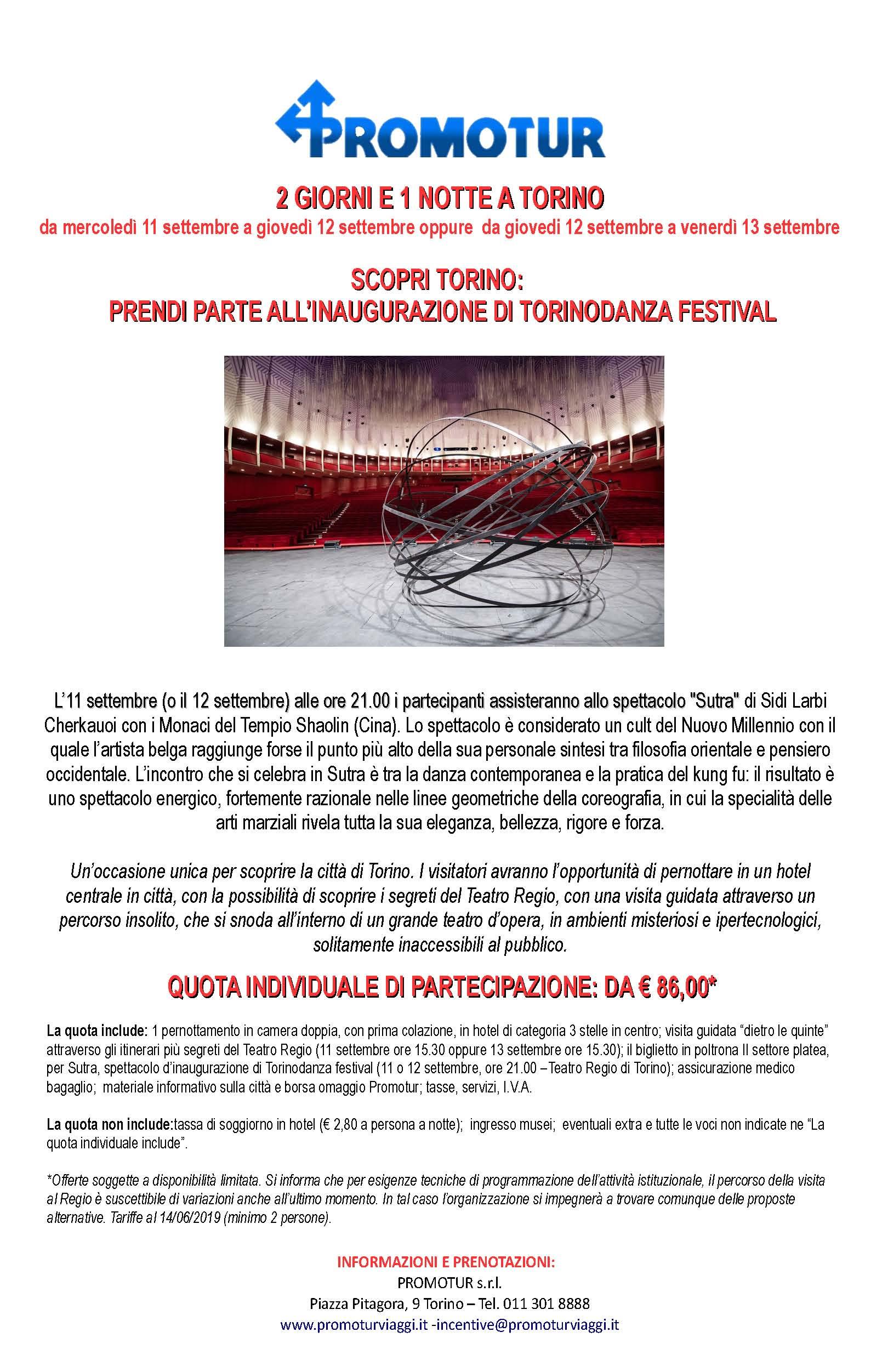 SCOPRI TORINO: PRENDI PARTE ALL\'INAUGURAZIONE DI TORINO ...