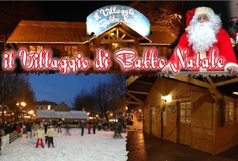 Casa Di Babbo Natale Piemonte.Rivoli Torino Casa Di Babbo Natale
