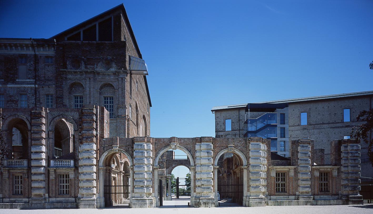 Castello di rivoli museo d 39 arte contemporanea turismo for Torino contemporanea