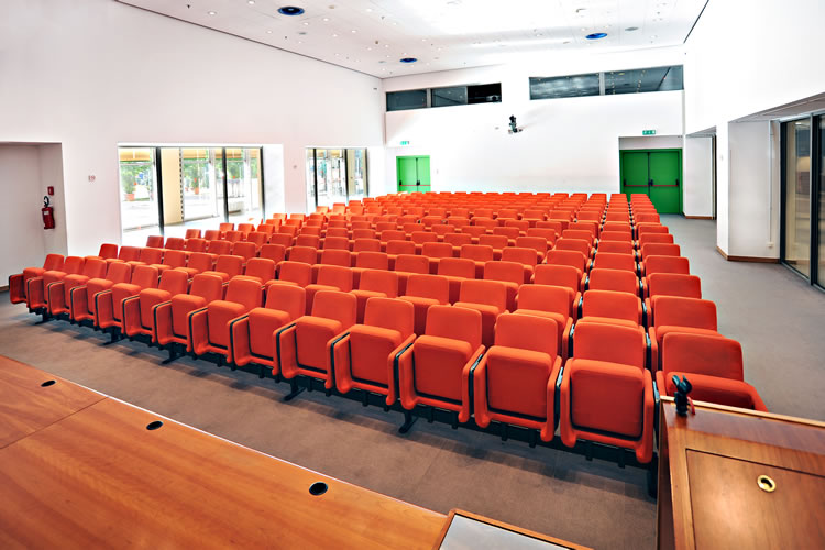 Sala Dei 500 Lingotto.Centro Congressi Lingotto Turismo Torino E Provincia