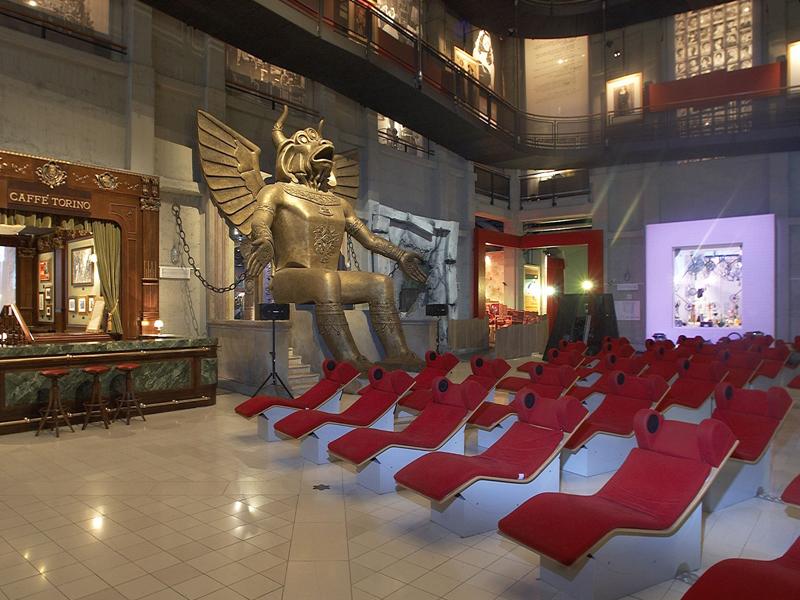 Museo Del Cinema.Museo Nazionale Del Cinema Turismo Torino E Provincia