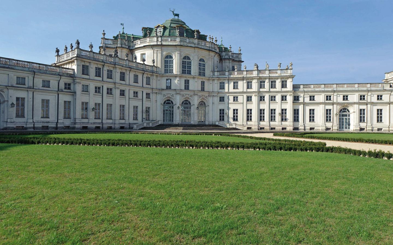 Torino le residenze dei savoia turismo torino e provincia for Palazzo villa torino