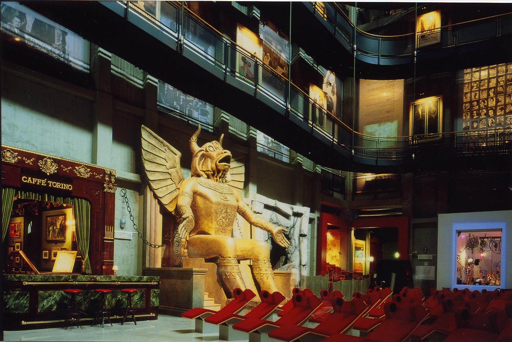 Museo Del Cinema.Museo Nazionale Del Cinema Turismo Torino E Provincia Convention