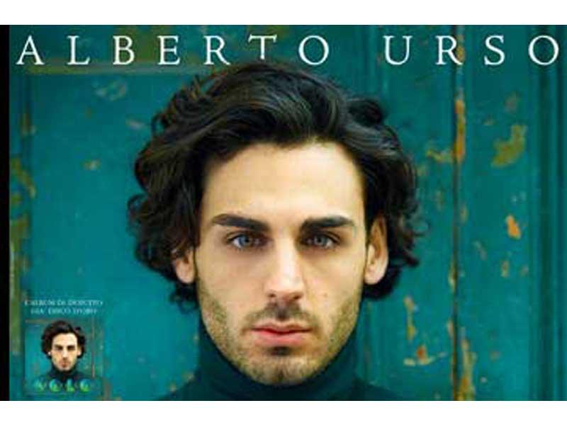 ALBERTO URSO. SOLO LIVE