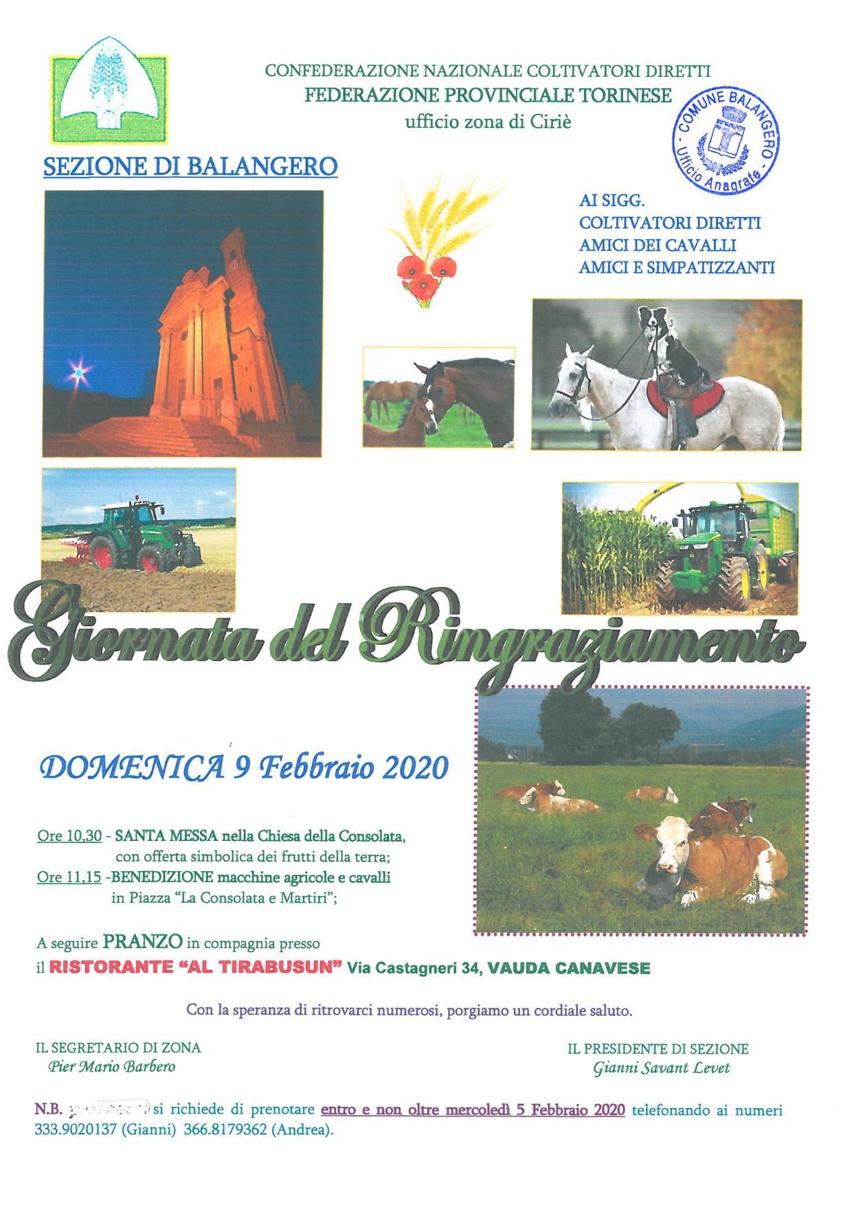 Balangero_giornata_ringraziamento