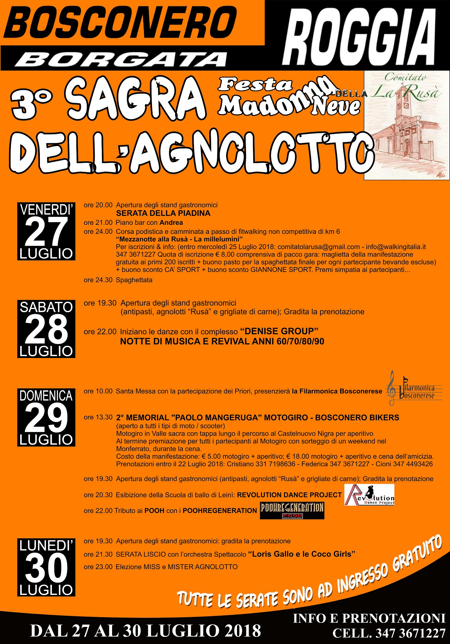 Bosconero_sagraagnolotto_manifesto