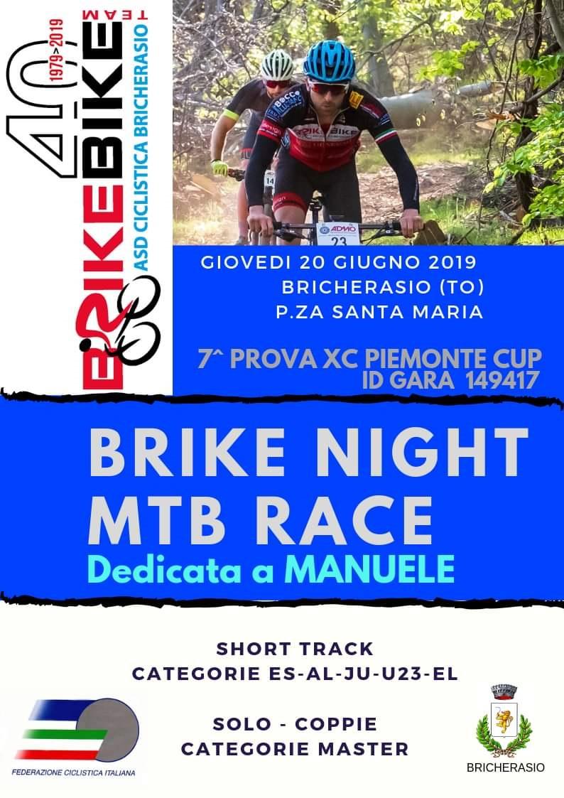 BRIKE-NIGHT MTB RACE