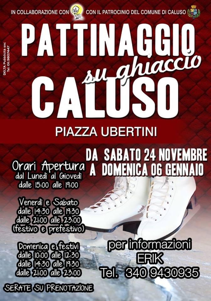 Caluso_pattinaggio