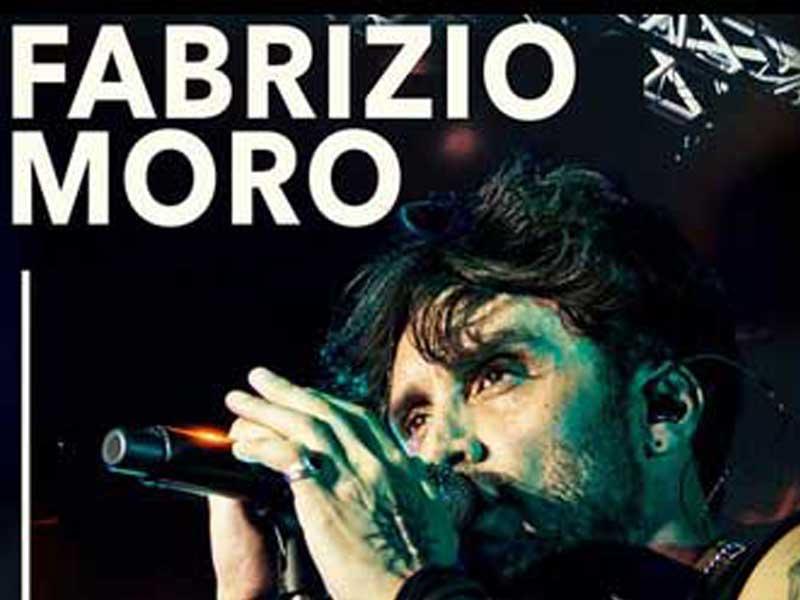 FABRIZIO MORO. FIGLI DI NESSUNO TOUR