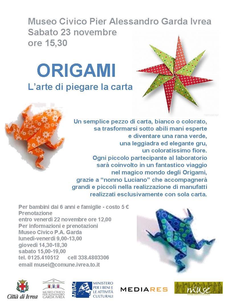 Ivrea_garda_laboratorio_origami