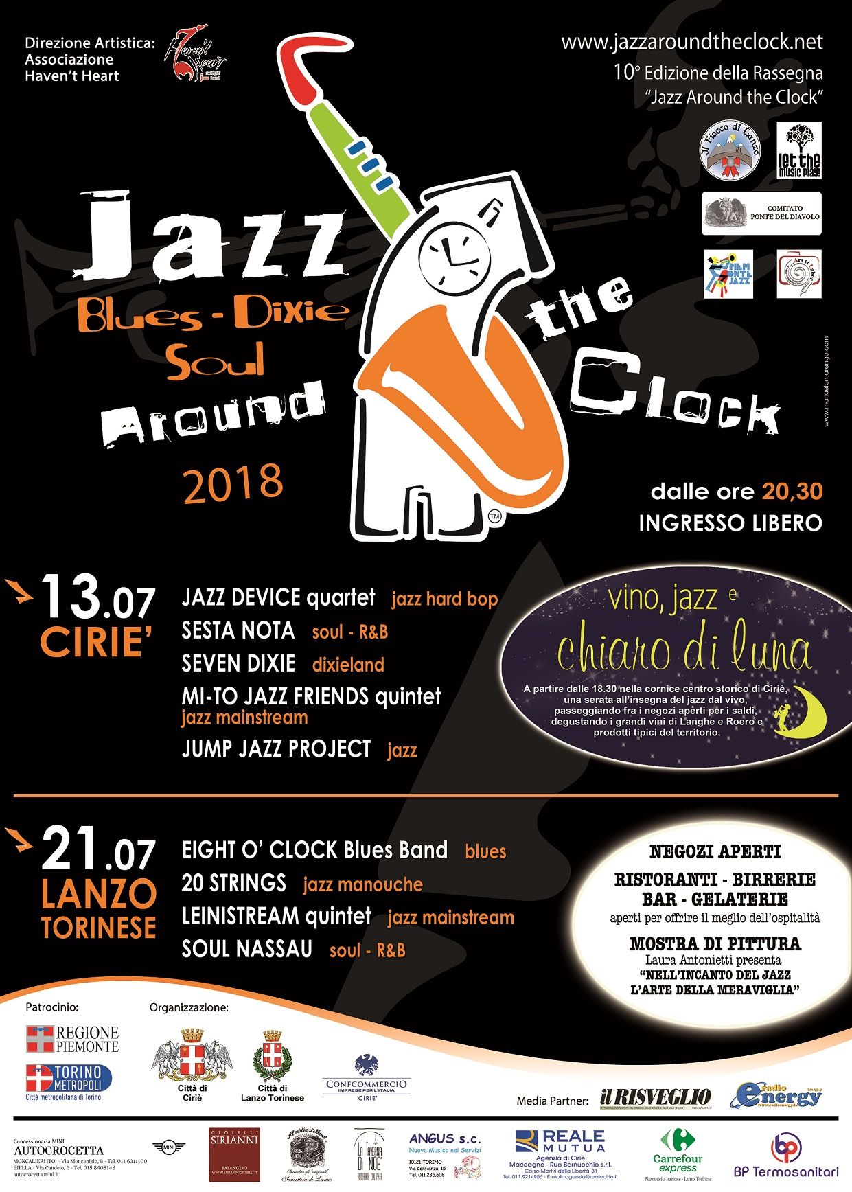 Jazz_around_the_clock_cirie%20-%20lanzo_torinese