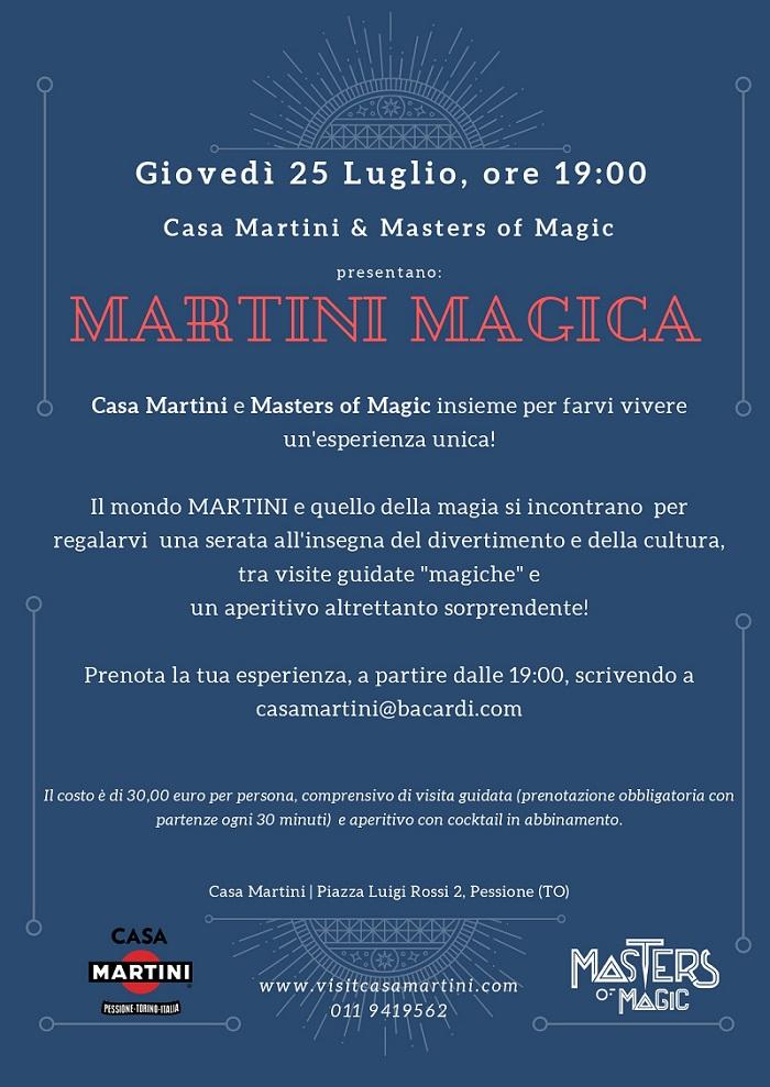 MARTINI MAGICA