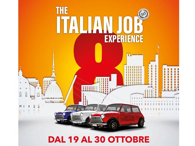 THE ITALIAN JOB EXPERIENCE