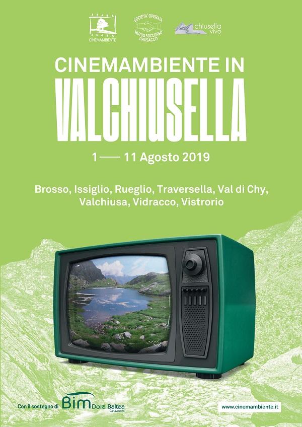 CINEMAMBIENTE IN VALCHIUSELLA 2019