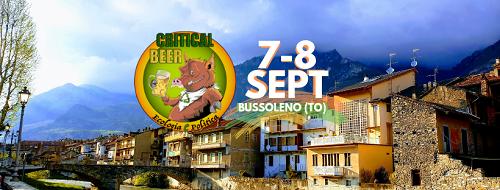 CRITICAL BEER - ECOLOGIA E' POLITICA