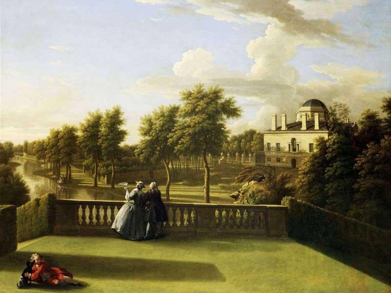 Giardini_d-europa_08_hogarth_lambert_veduta_della_villa_e_del_giardino_di_chiswick