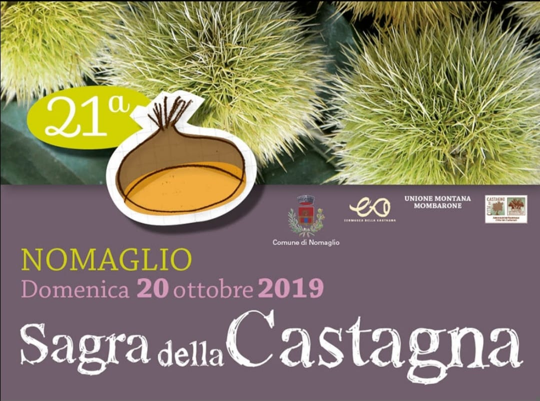 SAGRA DELLA CASTAGNA - 20ª EDIZIONE