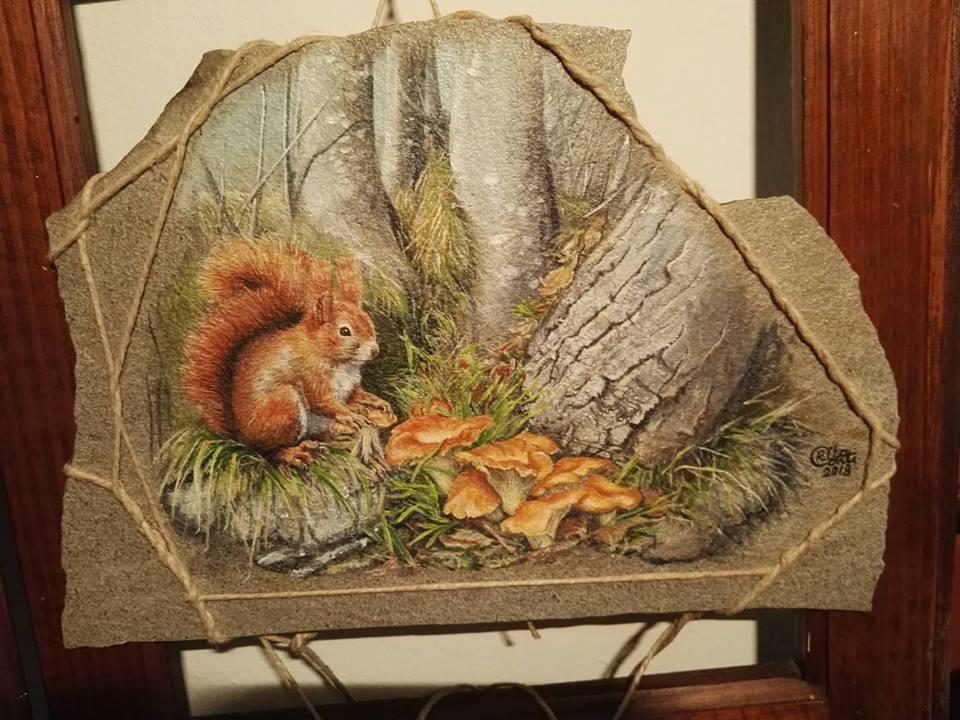 Rita-scoiattolo