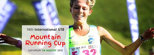 31° MEMORIAL PARTIGIANI STELLINA –14ST INTERNATIONAL U18 MOUNTAIN RUNNING CUP
